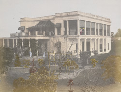 Superintendent's residence to the Lunatic Asylum [Calcutta]